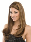 Perruque lisse lace front comfortable