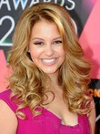 Perruque lace front de coiffure ondulée gage golightly