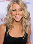 Perruque synthétique de coiffure lace front julianne hough