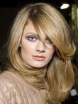 Perruque lace front cheveux natureles brillante lisse