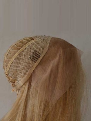 Perruque convenable lisse lace front - Photo 5