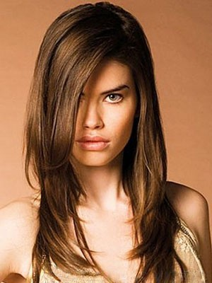 Perruque lisse cheveux natureles capless frappante - Photo 1